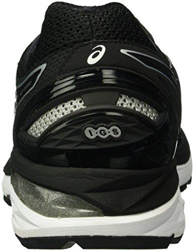 4 Training Asics noir Gt Noir Chaussures Hommes Running Argent 2000 Onyx x6xtwI1q