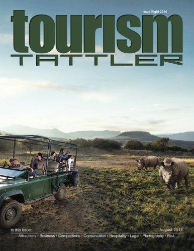 Tourism Tattler August 2014 (Volume 9) pdf epub