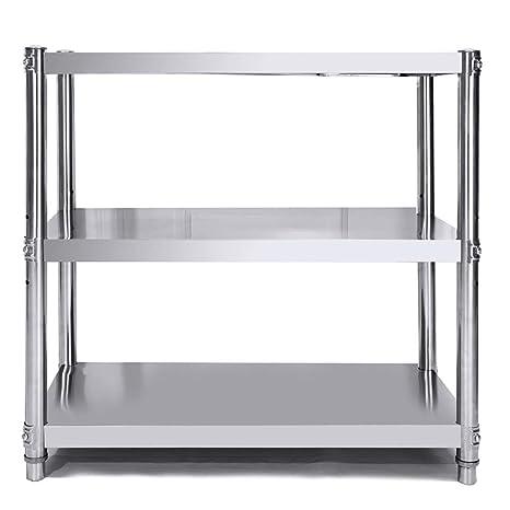 Estante de 3 niveles for cocina pequeña, unidad de ...