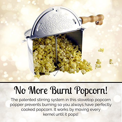 Buy the best popcorn popper