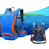 15L Hiking Backpack Lightweight Waterproof Travel Backpacks Daypack for Outdoor Cycling Camping