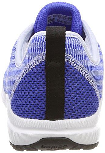 Blue Blue res silver Metallic Bleu Arianna De Cloudfoam Adidas hi Chaussures Fitness aero Femme RqO8T8