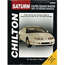 Saturn Coupes/Sedans/Wagons, 1991-2002