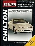 Saturn S-Series Coupes/Sedans/Wagons 1991-2002 Repair Manual (Haynes Repair Manuals)
