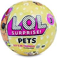 L.O.L. Surprise! - Pets S3 Mascota (Giochi Preziosi LLL01000)