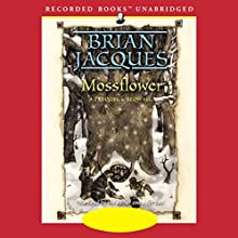 Mossflower: Redwall, Book 2 Audiobook by Brian Jacques Narrated by Brian Jacques, Full Cast