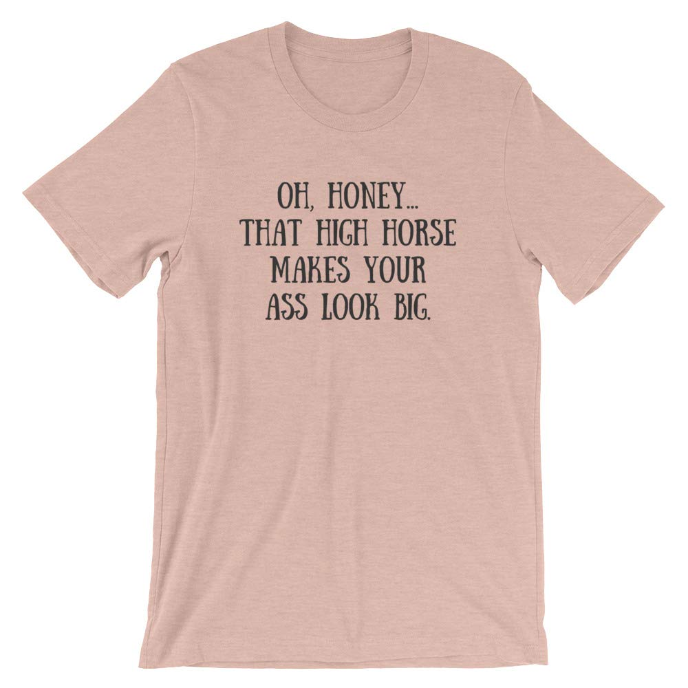 CorkedBrew High Horse Short-Sleeve T-Shirt