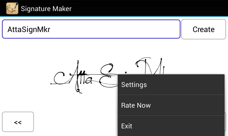 create signature online - Khafre