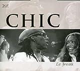 Chic: Le Freak-Live-Recordings (Audio CD)