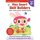 Play Smart Skill Builders 4+: For Ages 4+ (Gakken Workbooks)