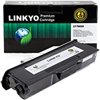 LINKYO Compatible with Brother TN650 Black Toner Cartridge