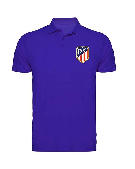 CamisetasATM1903 Polo Atlético de Madrid Escudo del Atleti Nuevo ...