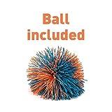 Mezo Max Disc Set with Rubber Koosh Ball