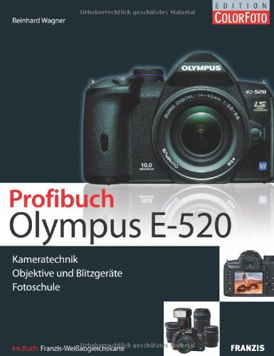 Profibuch Olympus E-520 for sale  Delivered anywhere in USA
