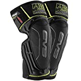 EVS - TP199 Lite Knee Guard Black - Size: Large/X-large