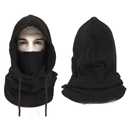 d36fc378318 Hats for Men Winter Hat Face Mask Winter Mask Mens Hat Balaclava Face Mask  Black