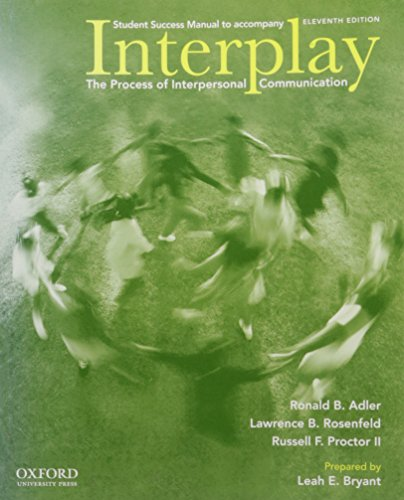 Student Success Manual for Interplay