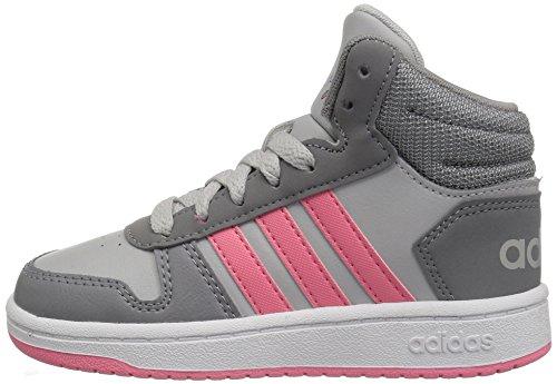 best sneakers 1873c 0eaea adidas Kids  Hoops Mid 2.0 K