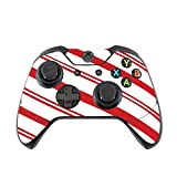 Christmas Red Candy Cane Xbox One Controller Vinyl Decal Sticker Skin by Moonlight Printing
