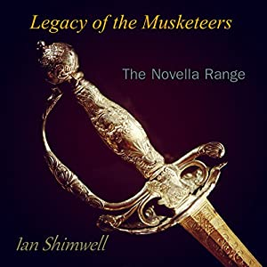 Legacy of the Musketeers Audiobook