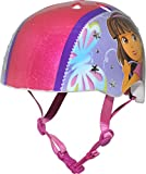 Raskullz Nickelodeon Dora Butterfly 3D Helmet, Purple, Ages 3+