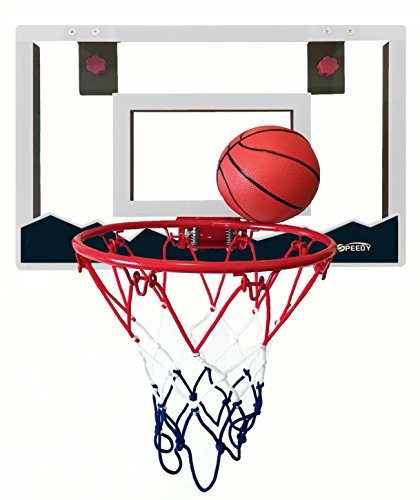 Speedy Mini Basketball Hoop with 18