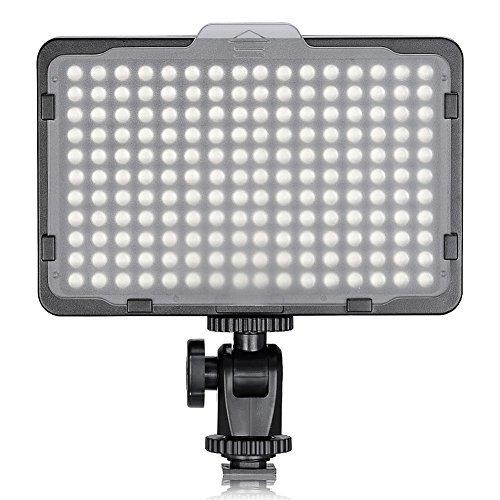 Bestlight® para estudio de 172 A la cámara regulable LED Ultra brillante con luz de Video para Canon, Nikon, Pentax,...
