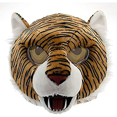 Gatton Maskimals Stuffed Animals Plush Toys Tiger Head