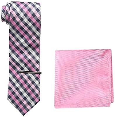 U.S. Polo Assn. Tie, Hanky And Tie Bar Set