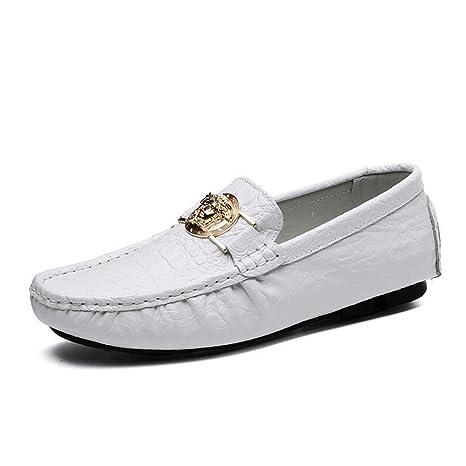 Mocasines/Mocasines y Slip-Ons para Hombre 2018 Zapatos Lazy de Primavera/otoño