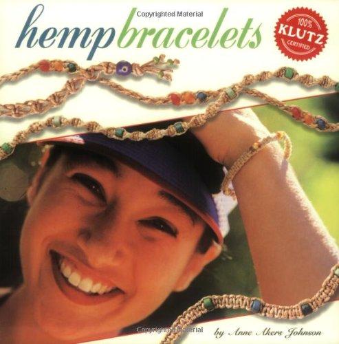 Hemp Bracelets (Klutz S.) [Spiral-bound]