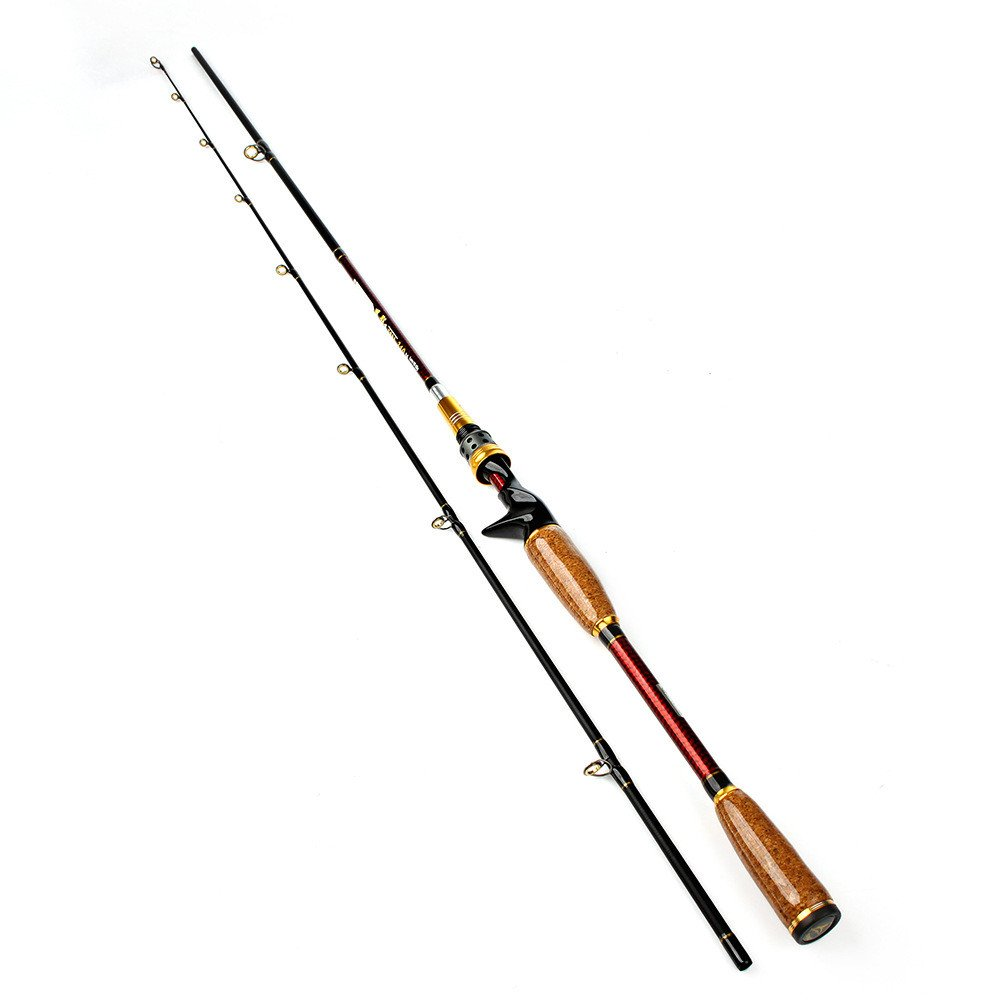 MultiPurpose Fishing Rod Fishing Rod Fishing Supplies Fishing Rods Carbon Steel Rods Suitable for Ponds Riverside for Outdoor Riverside Seaside Boating Fishing