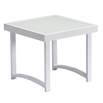 Amazon Art To Real Modern Square End Tables For Living Room