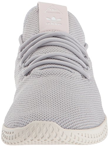 Chalk Heather Solid adidas Light hu Womens PW Grey Tennis Sneaker White Light Heather Solid W Grey qqRp6z