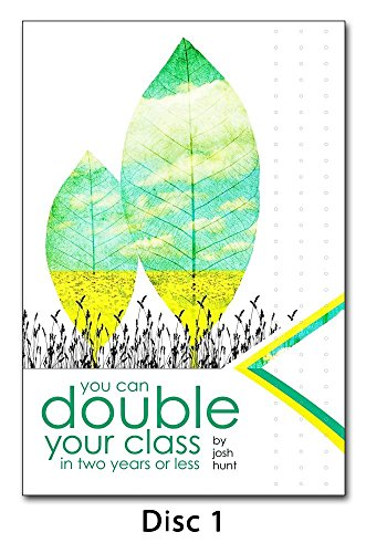 2 Double Film Cell - You Can Double Your Class in Two Years or Less, DVD 1