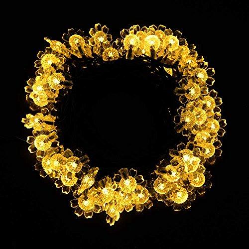 Elobeth Powered Sunflower Christmas Decoration