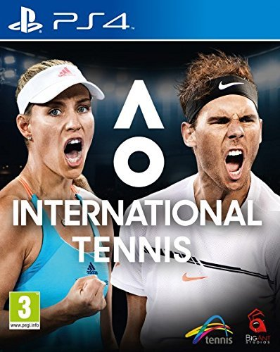 (AO International Tennis (PS4))