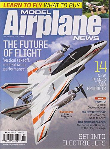 - Model Airplane News Magazine May 2017