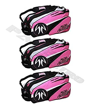Padel Session PALETERO Pro Series Rosa: Amazon.es: Deportes y aire ...