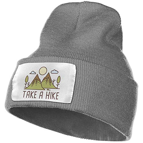 NSDK Take A Hike Unisex Beanie Hat Toddler Winter Soft & Warm Chunky Beanie Hats for Men Women -