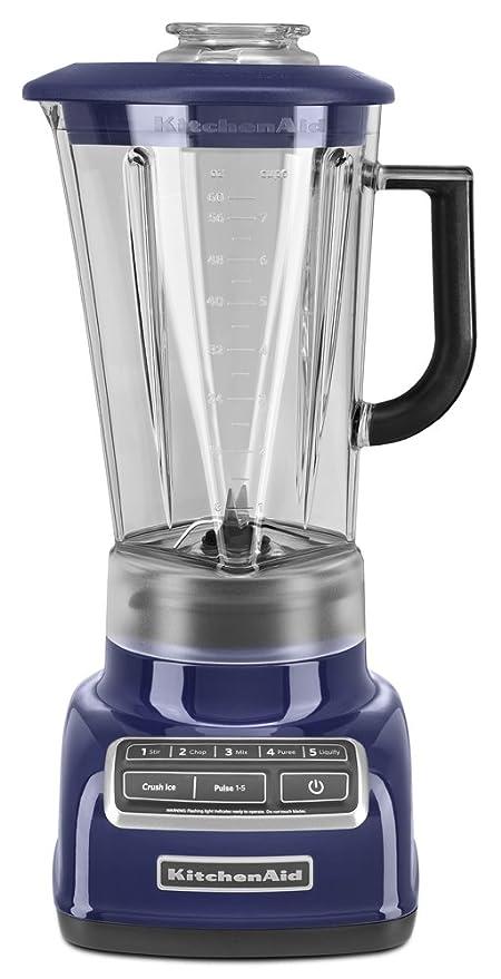 KitchenAid KSB1575 Batidora de vaso 1.7L Azul - Licuadora (1,7 L ...