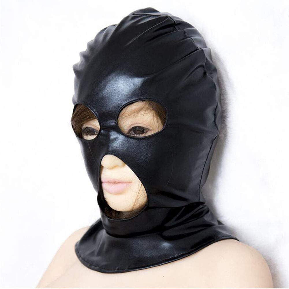 Diversión sexy Hongsheng Máscara de la Juguetes pasión de la Boca Abierta de los Juguetes la Adultos e0b8e1