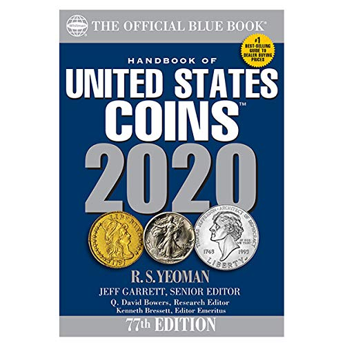 - A Hand Book of United States Coins 2020 (Handbook of United States Coins (Blue Book))