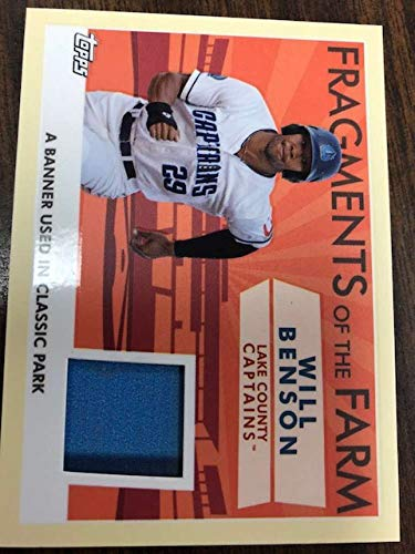 2019 Topps Pro Debut Fragments of the Farm Relic #FOF-MR Andrew Knizner MEM Memphis Redbirds Official MILB Baseball Trading Card from Pro Debut