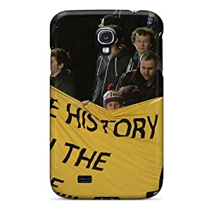 Sye3068Bvms The-best-case Awesome Case Cover Compatible With Galaxy S4 - Famous Fc Of England Hull City