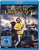 The Last Lovecraft: Relic of Cthulhu ( Devin McGinn's The Last Lovecraft: Relic of Cthulhu ) [ Blu-Ray, Reg.A/B/C Import - Germany ]