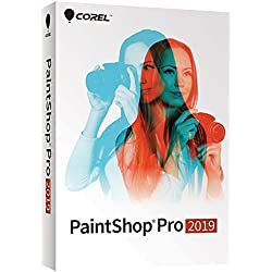 Paintshop Pro 2019 - Photo Editing and Graphic Design Suite for PC