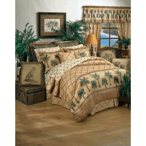 Nice Kona 3 Piece Comforter Set Size: Twin