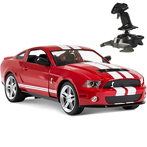 Mustang Shelby Gravity Sensor Control