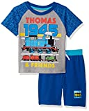 Thomas & Friends Toddler Girls Thomas Sleeve Tee Shirt and Short Set